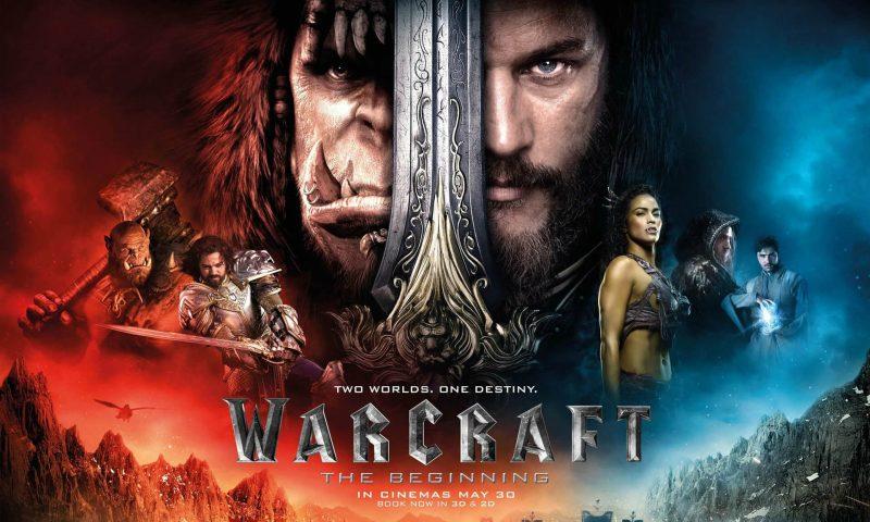 ได้ไง ผู้สร้างหนัง Warcraft ลืมปล่อยโปสเตอร์  Medivh และ Khadgar