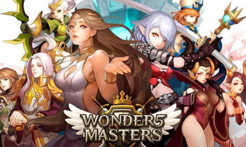 Wonder 5 Master เปิด Pre-Register รับไอเทมฟรียกเซ็ต