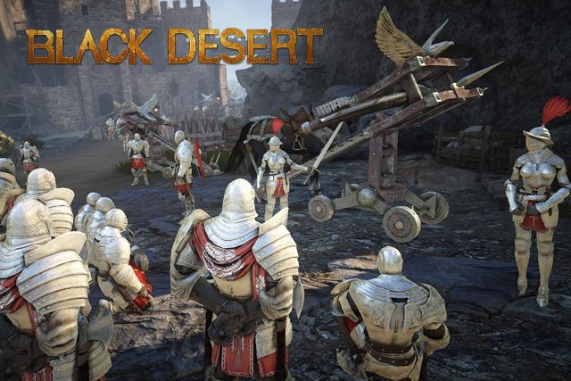 Black Desert Online เลื่อนปล่อยภาคเสริมใหม่ Valencia  ไม่มีกำหนด