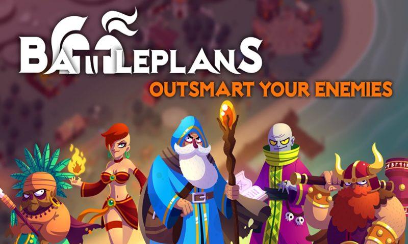 Battleplans เกมส์วางแผนตีป้อม PVP แนวใหม่ ไม่ตามกระแสป๊อป RTS