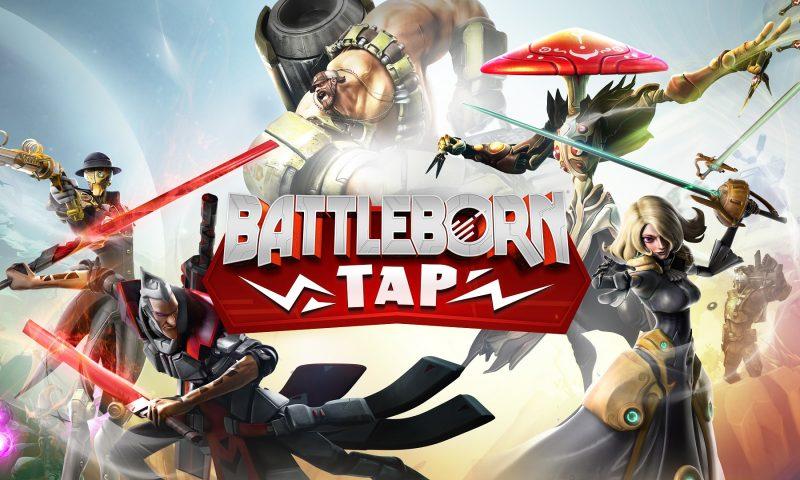 Battleborn Tap แอพ Turn-based Strategy จากจักรวาล Battleborn ลงมือถือแล้ว