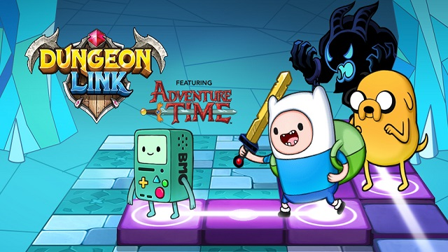 GAMEVIL ควงแขน Cartoon Network เปิดแพทช์พิเศษ Dungeon Link