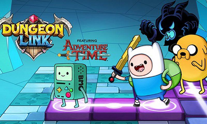 Dungeon Link ร่วมกับ Adventure Time เปิดตัวความสนุกครั้งใหม่