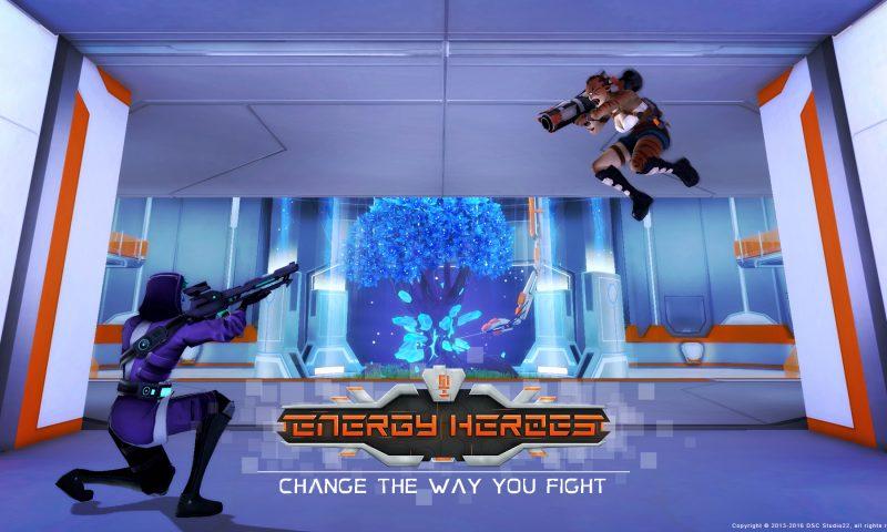 ลองยัง Energy Heroes เกมส์ MOBA Team-based Shooter เปิด Early ต้นเดือนหน้า
