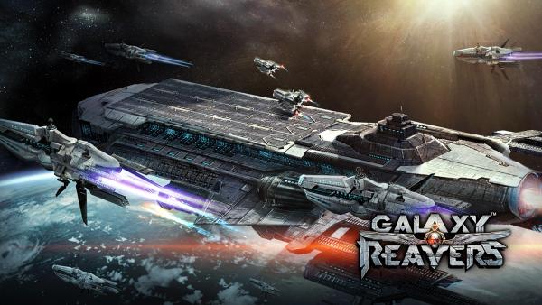 มาตามนัด Galaxy Reavers เกมส์ RTS ธีมสงครามจักรวาล ลง App Store แล้ว