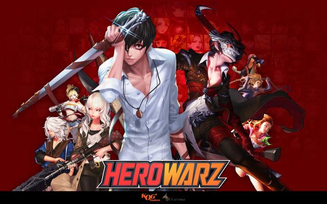 HeroWarz เกมส์แอดชั่นสุดมันส์เดือดไม่หยุดเตรียมไปเปิดตัวในจีนต่อแล้ว