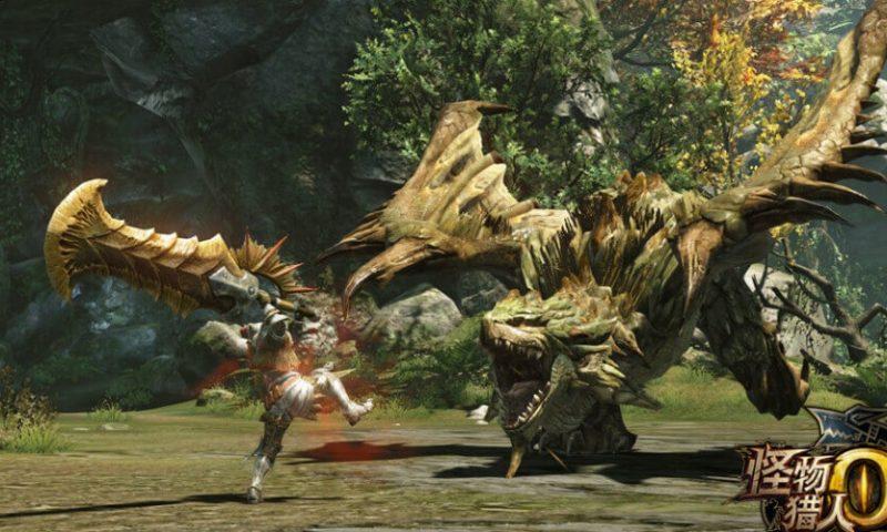 รออีกนิด Monster Hunter Online เลื่อนปล่อยแพทช์ ENG
