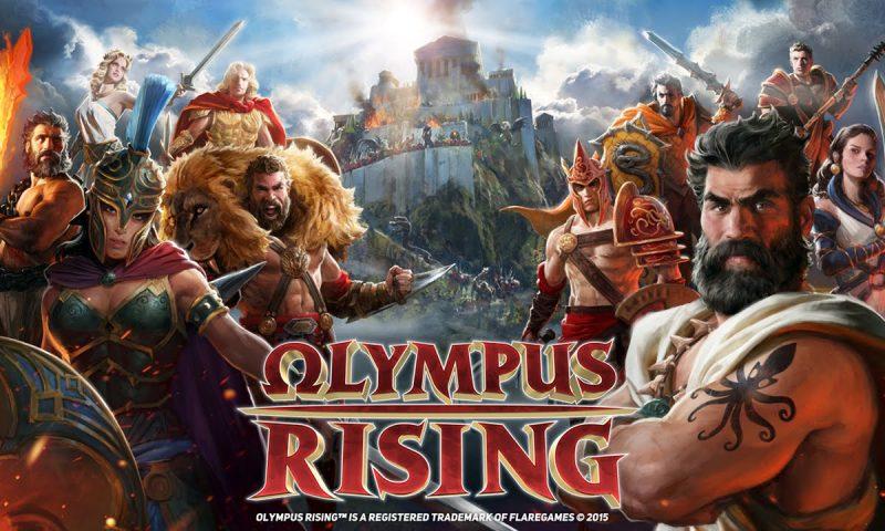 Olympus Rising ปลดปล่อยพลังเหล่าเทพทั้งระบบ iOS และ Android