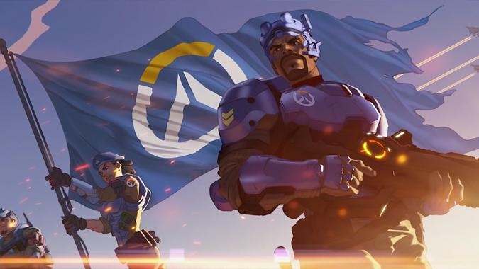 ปังทะลุชาร์ต Overwatch ไล่บี้ League of Legends ที่ 1 เกมส์ฮิตเกาหลี