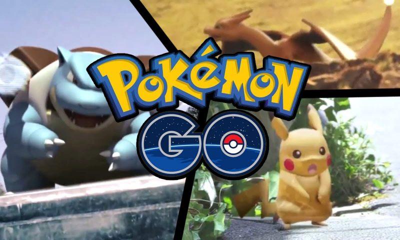 Pokemon GO เริ่มช่วง Beta ที่ USA แล้ว พร้อมเผยระบบต่อสู้แบบทีม