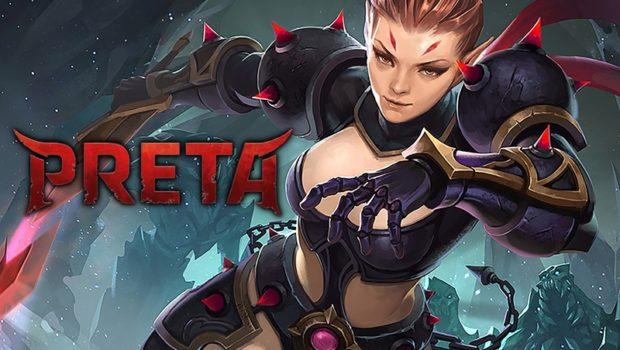 Preta ยกระดับเป็น Becoming Preta สุดยอด Action MMORPG ข้ามแพลตฟอร์ม