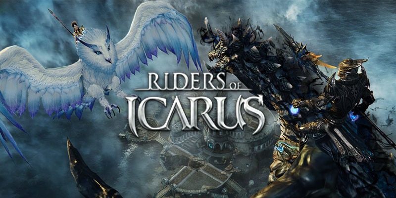 Rider of Icarus แย้ม CBT รอบ 3 จัดระบบ Non-Target Action ตามคำเรียกร้อง