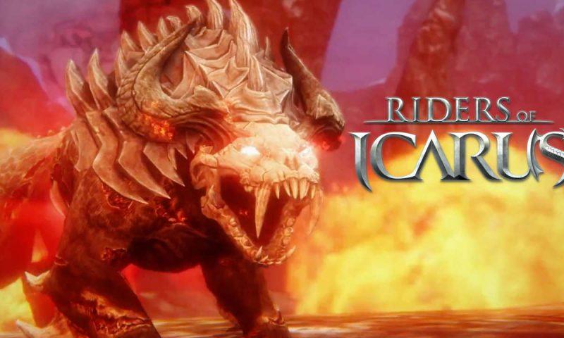 Riders of Icarus เผยคลิปโชว์ทีเด็ด 5 สายอาชีพ ต้อนรับ CBT ต้นเดือนหน้า