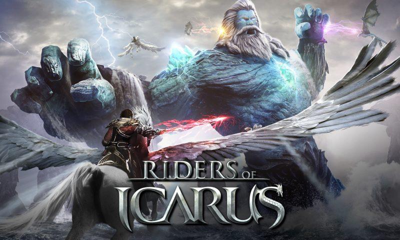 Riders of Icarus ปล่อยคลิปแนะนำสัตว์ขี่สุดแจ่มคู่กายนักผจญภัย