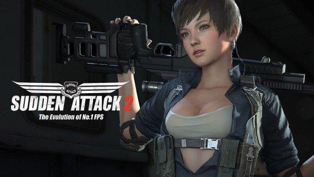 อย่ารอ เซิร์ฟญี่ปุ่นเตรียมจัด Sudden Attack 2 ให้แฟนเกมส์ เร็วๆ นี้