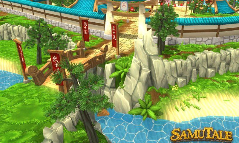 แกะกล่อง Samutale เกมส์ Sandbox MMO สุดอินดี้แบบ hack 'n' slash