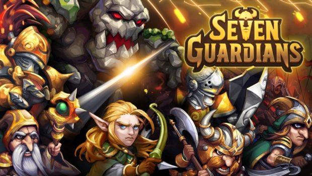 Seven Guardians แอพใหม่สายแอ็คชั่น RPG จ่อเปิดโกลบอลเร็วๆ นี้