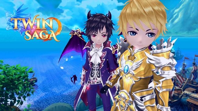 Twin Saga (Astra Realm ฉบับอินเตอร์) ปล่อยคลิปใหม่ เผยชนวนสงครามมหาเทพ