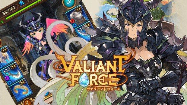 แรงจริง Valiant Force แอพแนววาแผน RPG จากสิงคโปร์ เตรียมโกอินเตอร์ก.ค.นี้
