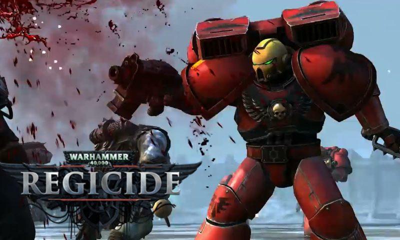Warhammer 40,000: Regicide แอพกลยุทธ์โหดกระฉูด รุกฆาต App Store วันนี้