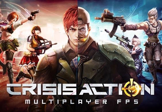 Crisis Action จัดแข่ง FPS E-Sport ออนไลน์ ถ่ายทอดสด 19 มิ.ย. นี้
