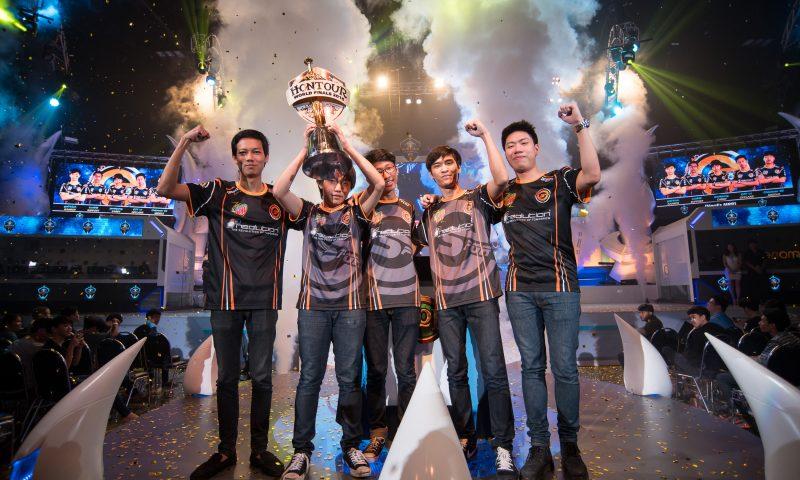 ทีมไทย NeoEs.MRR คว้าแชมป์โลก HoN พร้อมเงินรางวัล 2,000,000 บาท