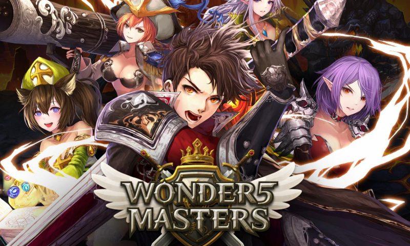 พร้อมมันส์ LINE Wonder5 Masters เปิดดาวน์โหลดแล้ววันนี้ ทั่วประเทศ