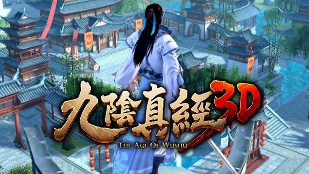 Age of Wushu 3D คัมภีร์มารนพเก้า 3 มิติ เริ่ม CBT ในจีนอาทิตย์หน้า
