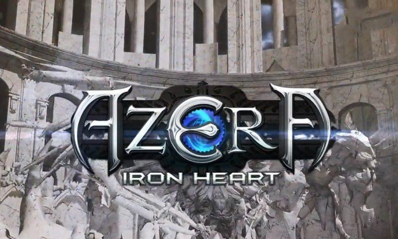 Azera: Iron Heart โฉมใหม่เกมส์ดัง AZERA Online ลงมือถือปี 59 นี้ชัวร์