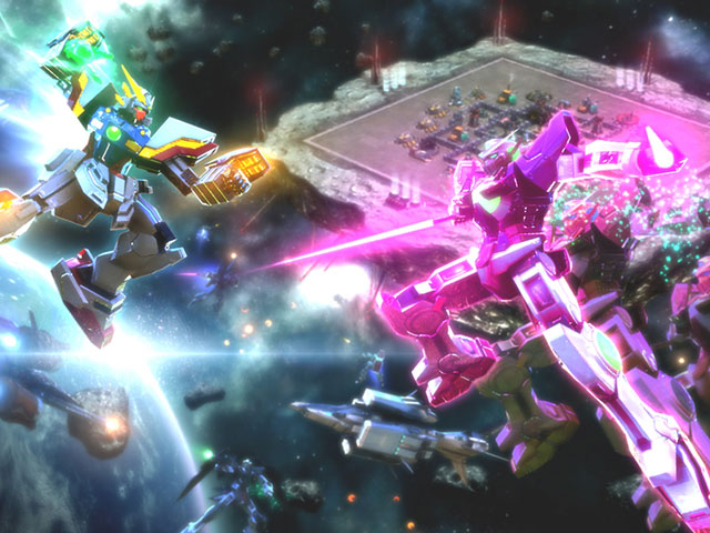 Bandai Namco เปิด CBT เกมส์หุ่นรบกันดั้ม MMO แนววางแผน เร็วๆ นี้
