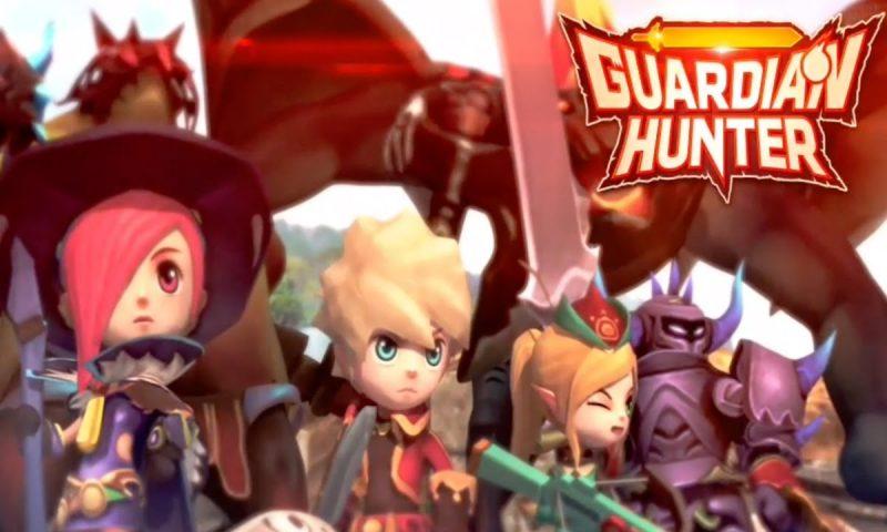 Guardian Hunter (ENG) เปิดตัวนักล่าหน้าใหม่ พร้อมสงครามกิลด์และโหมด Co-op