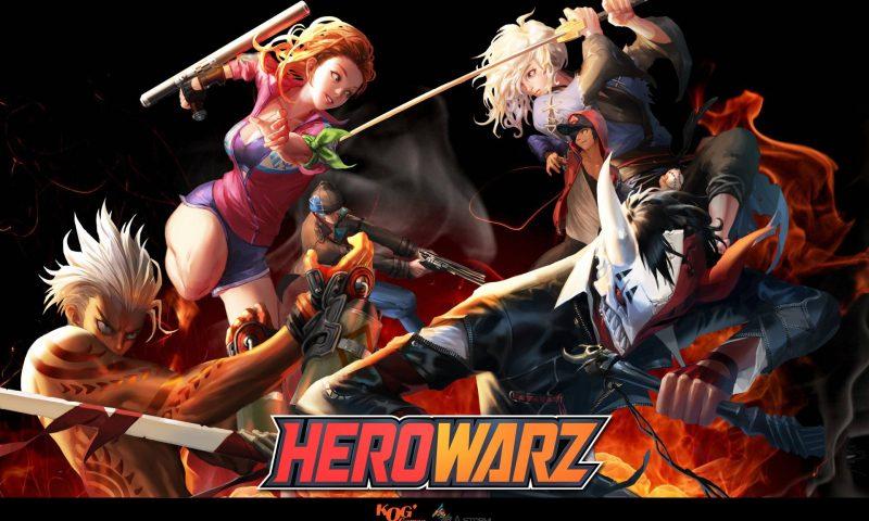 เกมส์ฟอร์มแรง HeroWarz บุกเซิร์ฟ EU เปิด CBT รอบสอง 21 มิ.ย.59