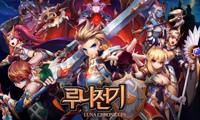 Luna Chronicles แอพวางแผนต่อสู้วัดฝีมือเน้นๆ  เปิด Official ทั่วโลกวันนี้