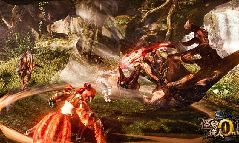 โหลดได้แล้ว แพทช์ ENG เกมส์ตีมอนสุดฮิต Monster Hunter Online