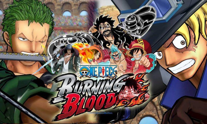 One Piece: Burning Blood (ENG) เลื่อนออกเวอร์ชั่น PC ไม่มีกำหนด