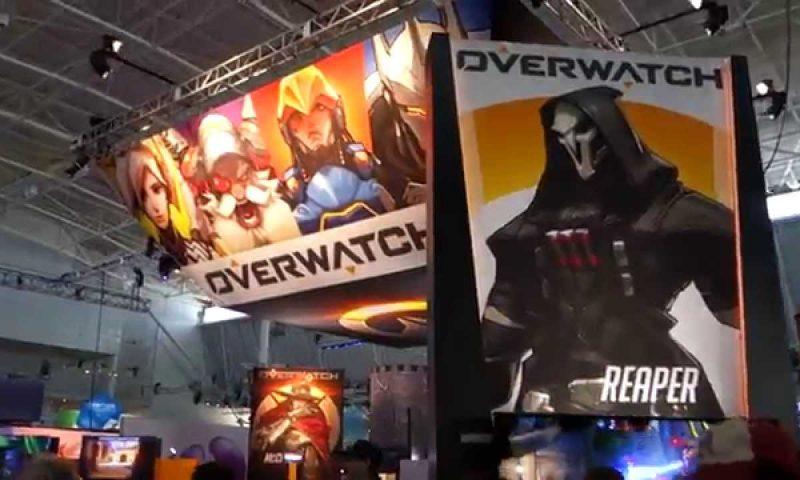 ประกาศศักดา Overwatch กวาดรายได้ทะลุ 10,000 ล้าน แค่สัปดาห์เดียว