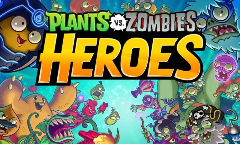 ยกระดับเดิมพัน Plants vs Zombies Heroes อัพเดทโหมดท้าสู้ผู้เล่นติด rank
