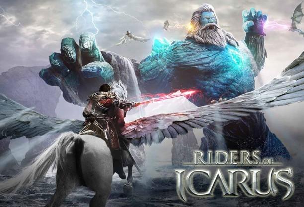 ฟรี Riders of Icarus แจกสัตว์เลี้ยงสุดคูล ต้อนรับ OBT ต้นก.ค.นี้
