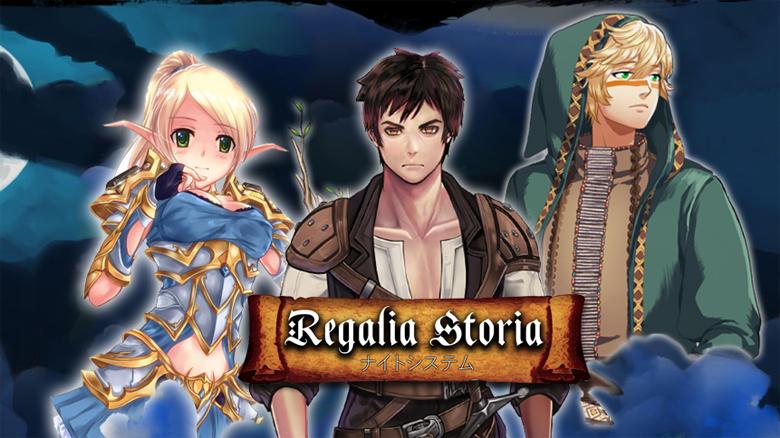 เอาใจสาย JRPG กับ Regalia Storia เกมส์ 2D MMO ตัวใหม่ สุดอนิเมะ