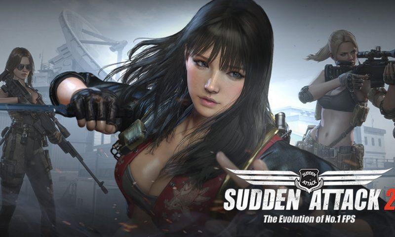 สิ้นสุดการรอคอย Sudden Attack 2 (KR) เปิดสนามรบเต็มรูปแบบ 6 ก.ค.นี้