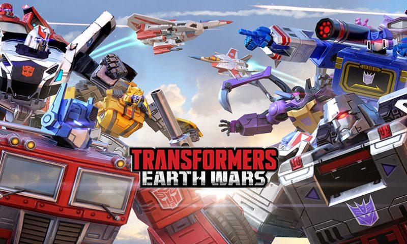 Transformers: Earth Wars เกมส์ RTS จากหนังฟอร์มยักษ์ ปล่อยโหลดบนมือถือ วันนี้