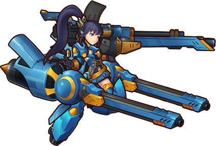 Battlegear Maiden