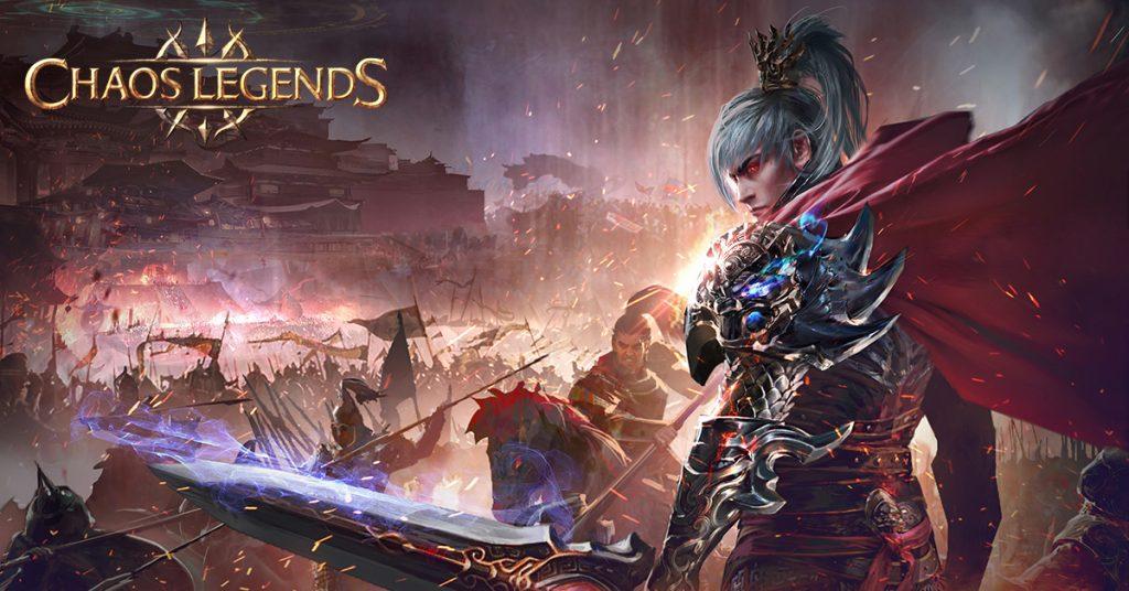 Chaos Legends 2016