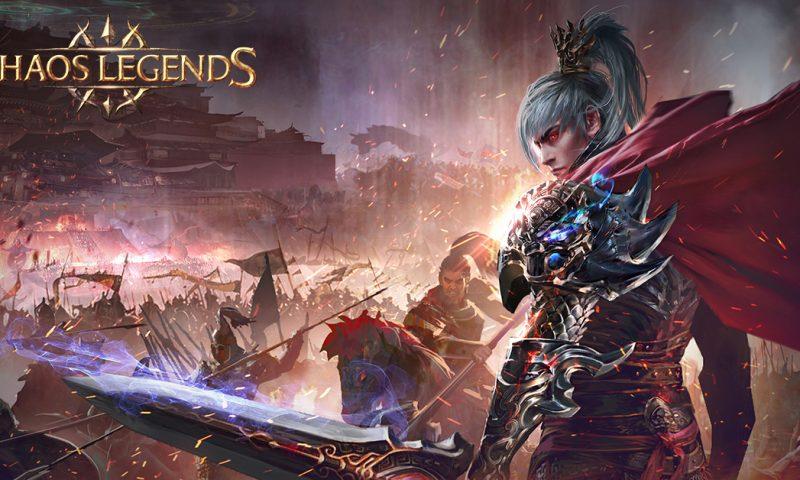 บู๊ระห่ำ Chaos Legends เกมส์มือถือ RPG เวอร์ชั่นไทยเปิดศึกชี้ชะตาแล้ว