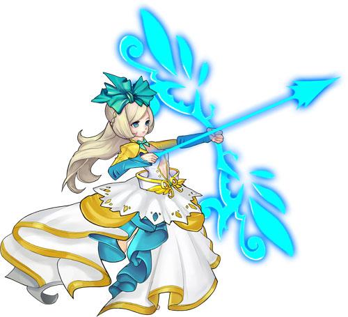 Divine Archer Queen
