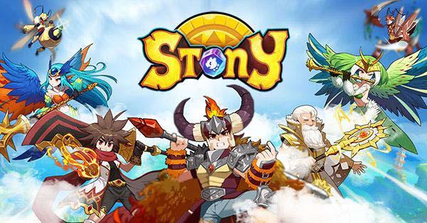 เกมส์น้องใหม่  Stony แนว Turn-base แฟนตาซีเปิดโหลดแล้วทั้งสองสโตร์
