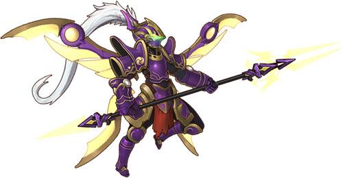 Thunder Spear God