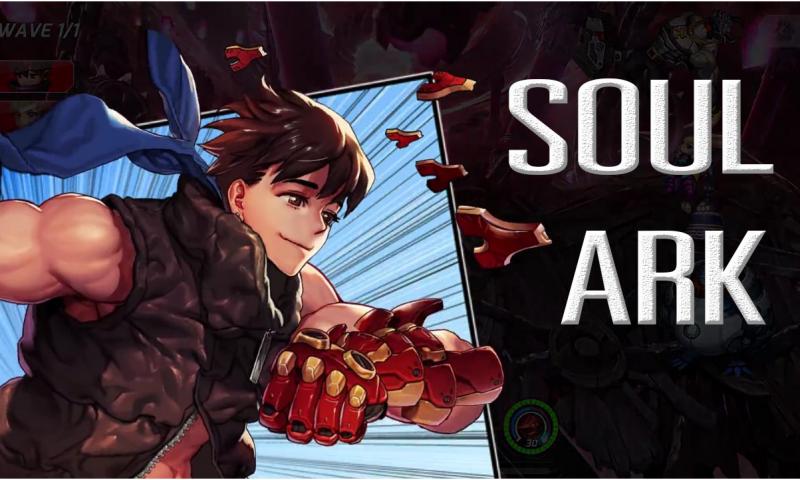 Soul Ark เฟ้นหาคนท่ายากตัวจริง ชิงเงิน 10,000 บาท