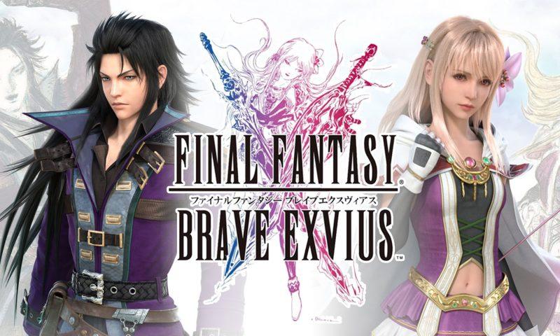 ปังหนักมาก Final Fantasy Brave Exvius โหลดทะลุ 5 ล้านแค่เดือนเดียว