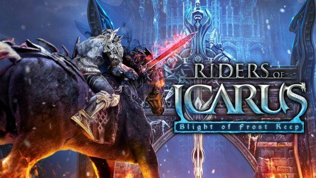 แย้มข้อมูลอัพเดทใหญ่ Riders of Icarus ลงเซิร์ฟอินเตอร์ อาทิตย์หน้า